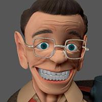 Paul Steuer 3D Model