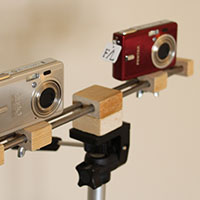 Stereoscopic Camera Rig